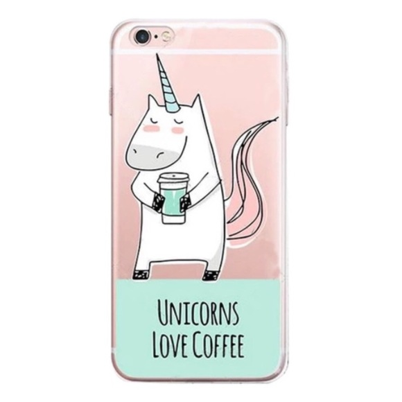 iPhone 6/6s Cases UNICORN LOVE by